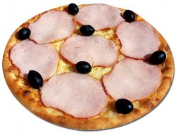 Pizza Lady 21 cm image
