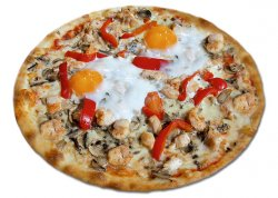 Pizza Monica Levinscki 21 cm image