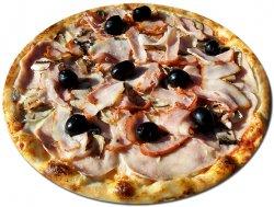 Pizza Montenegro 21 cm