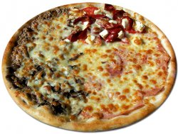 Pizza Poli AEK 21 cm image