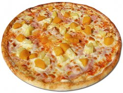 Pizza Prosciutto Hawaii 41 cm image