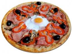 Pizza Țărănească 21 cm image