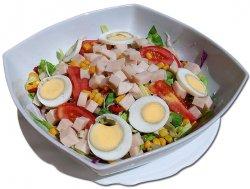 Salată cu șuncă de pui XXL image