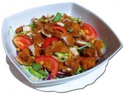 Salată de pui pane XXL image