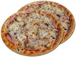 Pizza 1+1 Bănățeană 32 cm image