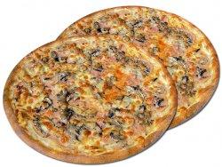Pizza 1+1 Capriciosa 32 cm image