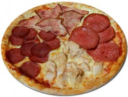 Pizza Carnivora 41 cm