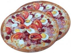 Pizza 1+1 Țigănească 32 cm