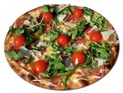 Pizza Prosciutto Crudo e Rucola 32 cm image
