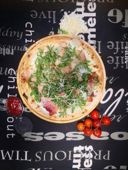 Pizza Bianca mare