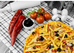 Pizza Texana + doza Coca Cola GRATIS image