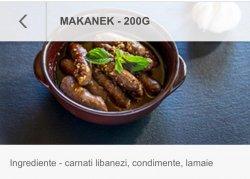 Carnaciori libanezi - MAKANEK image