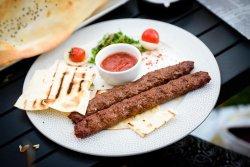 Kebab de vită și oaie image