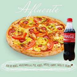 Pizza Afumante