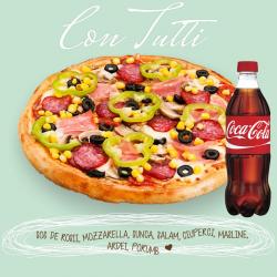 Pizza Con tutti