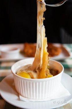 Cartofi cu Raclette image