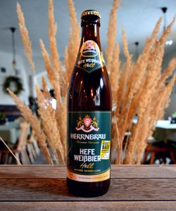 Herrnbrau Weissbier - 500 ml image