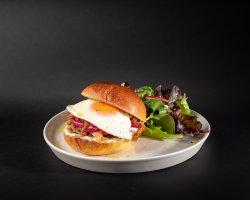 Breakfast Burger  image