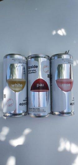 vin alb 250 ml image