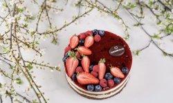 Tort Delice cu fructe image
