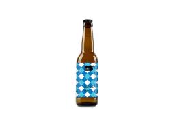Bereta Social Drink Lager doza 0.44l