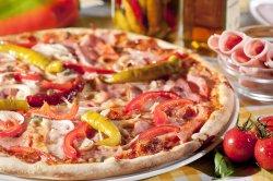 Pizza Diavolo image