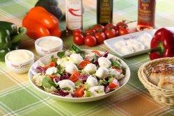 Salată Mozza image