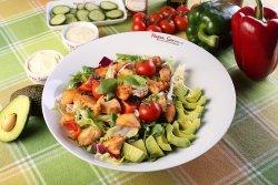 Salată Papa avocado image