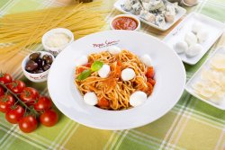 Spaghetti Napoletani image