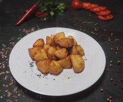 Cartofi aurii cu verdeață image