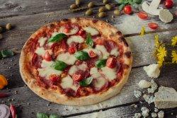 Pizza Boticelli image