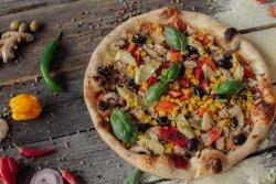 Pizza Veggie de Post