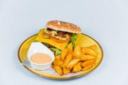 TIFF Burger