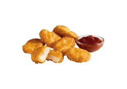 Chicken McNuggets™ (6 buc.) include 1 sos