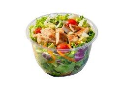 Caesar cu piept de pui la grătar - include 1 sos salată