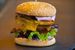 Meniu Burger de pui image