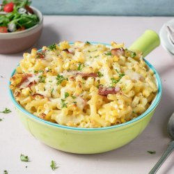 Mac and cheese cu bacon image