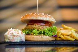 Meniu Veggie Burger image