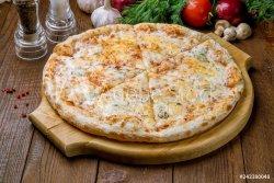 Pizza Cinque Formaggi image