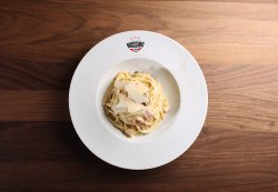 Spaghetti alla Carbonara image