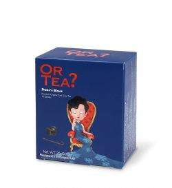 OR TEA DUKES BLUES PREMIUM ORGANIC LOOSE TEA 100G