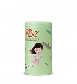 OR TEA MERRY PEPPERMINT PREMIUM ORGANIC LOOSE TEA 75G