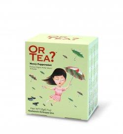OR TEA MERRY PEPPERMINT PREMIUM ORGANIC TEA 20G