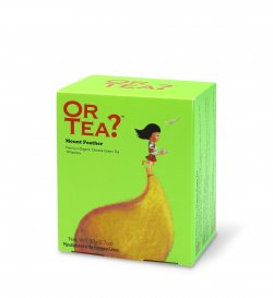 OR TEA MOUNT FEATHER PREMIUM ORGANIC TEA 20G