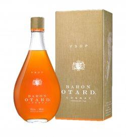 BARON OTARD 1L VSOP 40% CUTIE