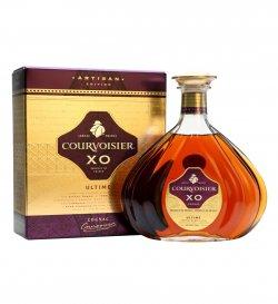 COURVOISIER - X.O - cutie 70 CL 40%