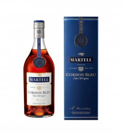MARTELL - Cordon bleu X.O - cutie 70 CL 40%