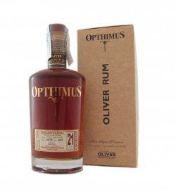 OLIVER OPTHIMUS RON ARTESANAL SOLERA 18YO 70 CL 38%