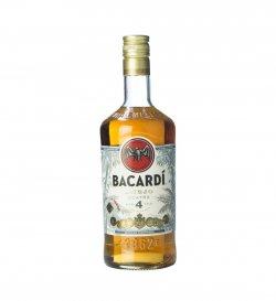 BACARDI - Anejo cuatro 4yo 70 CL 40%