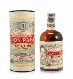 DON PAPA Small Batch oak 7 YO 70 CL 40%